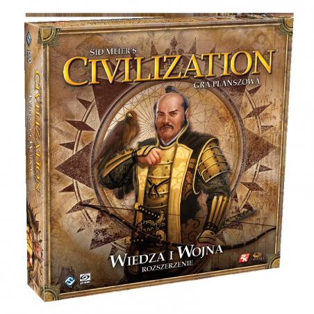 Sid Meier's Civilization: Wiedza i Wojna