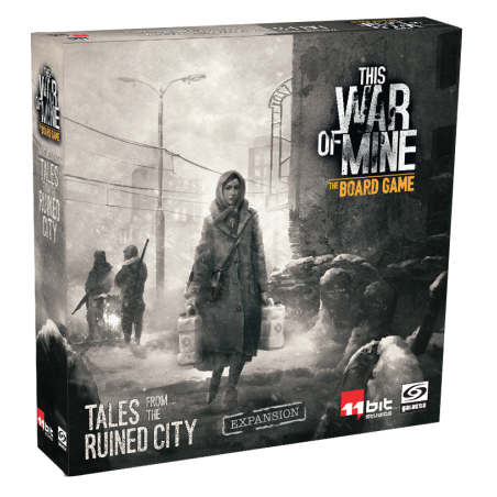 This War of Mine: The Board Game - Tales from the Ruined City Expansion