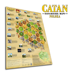 Catan: Polska - Scenariusz