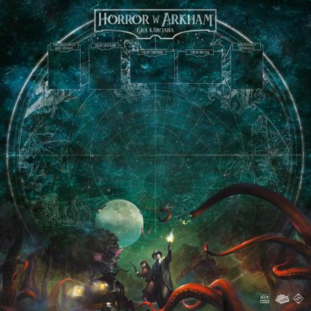 Horror w Arkham LCG: Niezliczone koszmary - Mata do gry