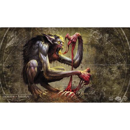 Horror w Arkham LCG: Nienasycona żądza krwi - Mata do gry