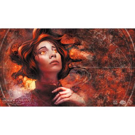 HorHorror w Arkham: Gra karciana - Poprzez czas i przestrzeń - Mata do gry