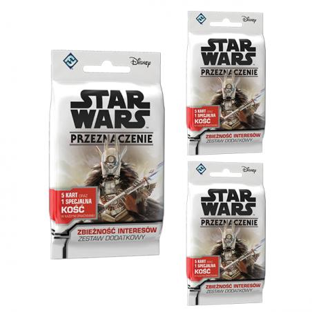 Star Wars: Przeznaczenie - Zbieżność interesów 1 plus 2 GRATIS