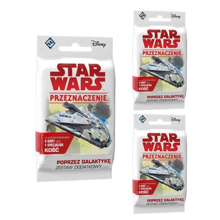 Star Wars: Przeznaczenie - Poprzez Galaktykę 1 plus 2 GRATIS