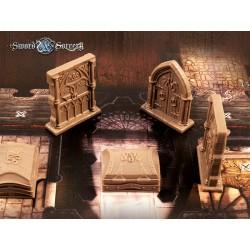 Sword & Sorcery: Plastikowe...
