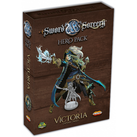 Sword & Sorcery - Hero pack: Victoria