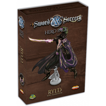 Sword & Sorcery - Hero pack: Ryld
