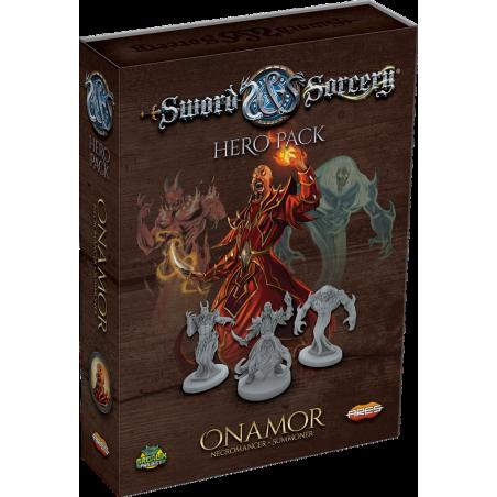Sword & Sorcery - Hero pack: Onamor