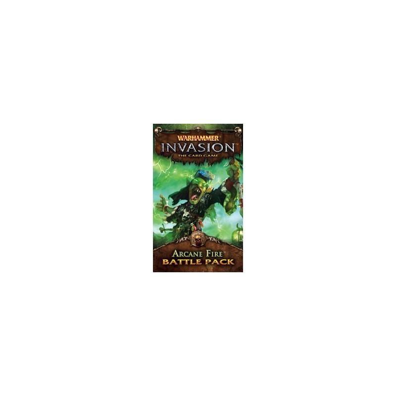 Warhammer: Invasion - Arcan Fire