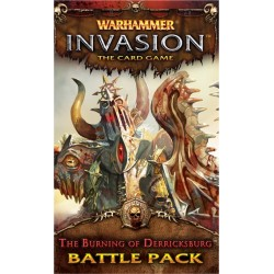 Warhammer: Invasion - The Burning of Derricksburg