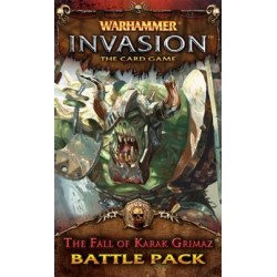 Warhammer: Invasion - The Fall of Karak Grimaz