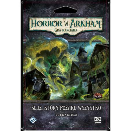 Horror w Arkham: Gra karciana – Śluz, który pożarł wszystko