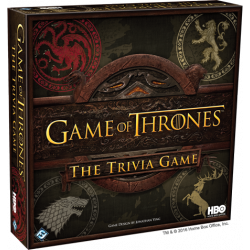 Game of Thrones: The Trivia...