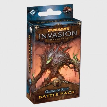Warhammer: Invasion - Omens of Ruin