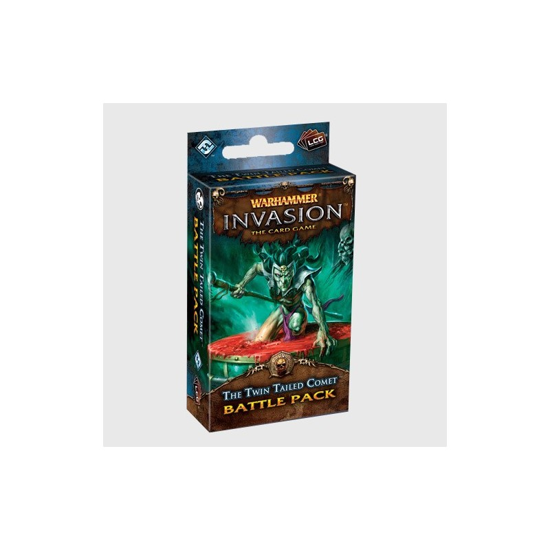 Warhammer: Invasion - The Twin Tailed Comet