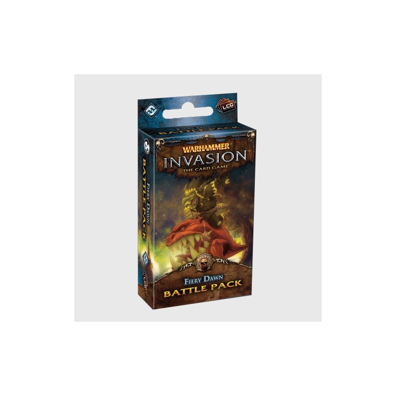 Warhammer: Invasion - Fiery Dawn