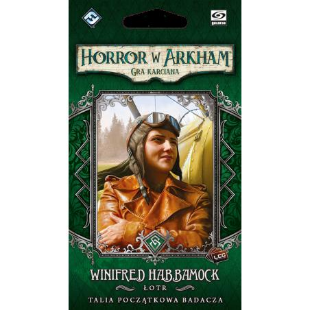 Horror w Arkham: Gra Karciana - Winifred Habbamock