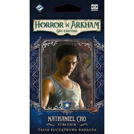 Horror w Arkham: Gra Karciana - Nathaniel Cho
