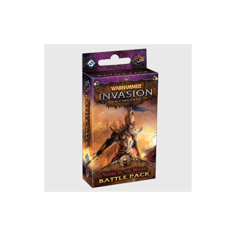 Warhammer: Invasion - Vessel of the Winds