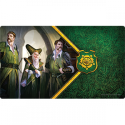 The Queen of Thorns Playmat...