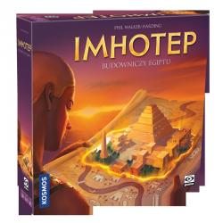 Imhotep: Budowniczy Egiptu-...