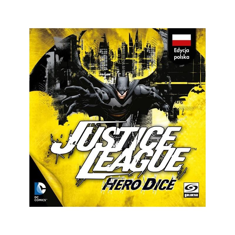 Justice League: Hero Dice Superman