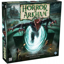 Horror w Arkham: Tajemnice...