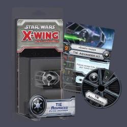 X-Wing: Zestaw dodatkowy TIE Advanced