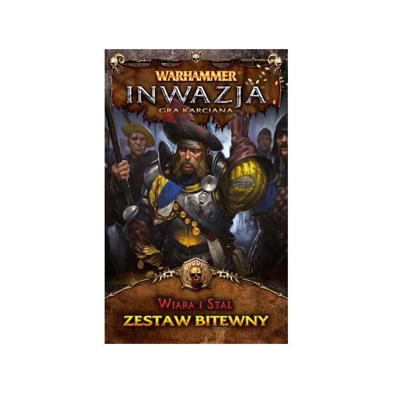 Warhammer: Inwazja - Wiara i Stal
