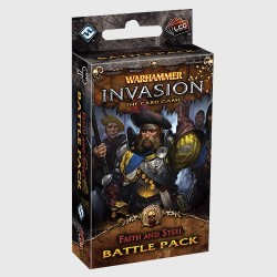 Warhammer: Invasion - Faith and Steel