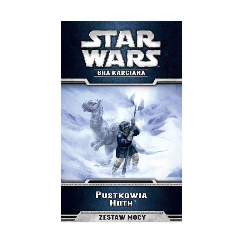 Star Wars LCG - Pustkowia Hoth