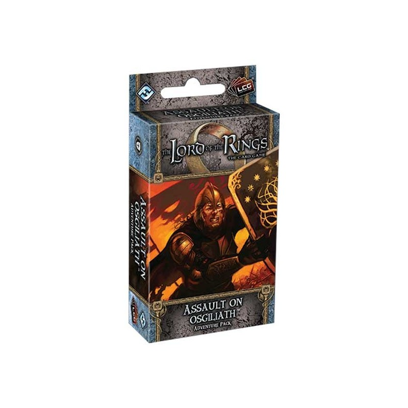 LOTR LCG: Encounter at Amon Dîn