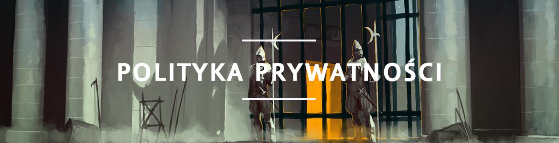 Polityka Prywatności sklepu Galakta